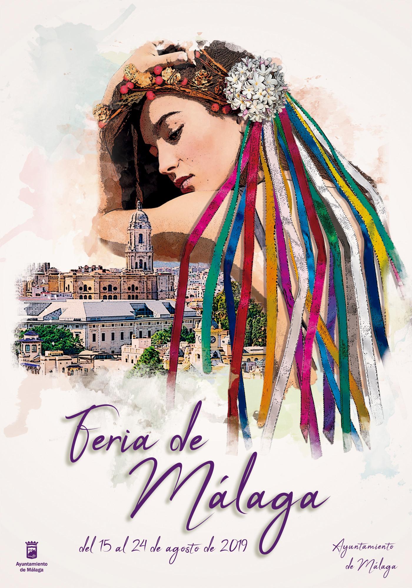 La Feria de Málaga 2019 ya tiene cartel