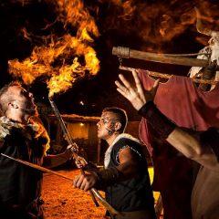 Las 'Guerras Cántabras' es la primera fiesta de Interés Turístico Internacional de Cantabria
