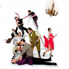 La función que sale mal en Teatro La Latina en Madrid