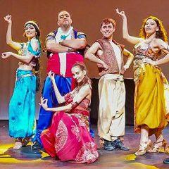 La lámpara maravillosa. Aladdin, el tributo en Teatro Juan Ramón Jiménez en Canarias