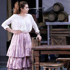 La Tabernera del Puerto (Mario Gas) en Teatro de la Zarzuela en Madrid