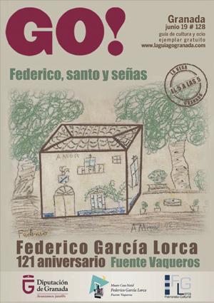 Aquí puedes leer online la Guía del Ocio GO! GRANADA Junio 2019, planes y actividades en Granada