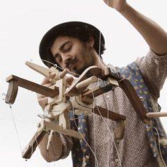 The Gipsy Marionettist en Torrelavega