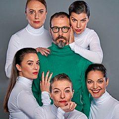 Todas las mujeres en Teatro Príncipe Gran Vía en Madrid