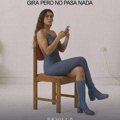 Amaia presenta Pero no pasa nada en el Cartuja Center de Sevilla
