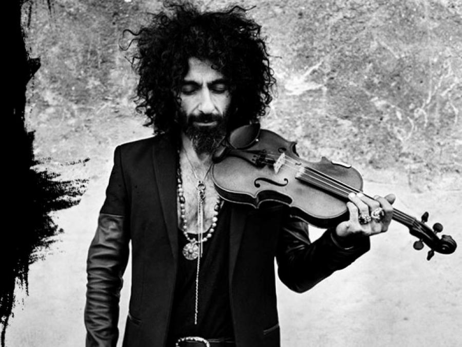 Ara Malikian presenta Royal Garage World Tour en Málaga