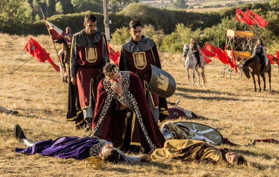 Batalla de Atapuerca min
