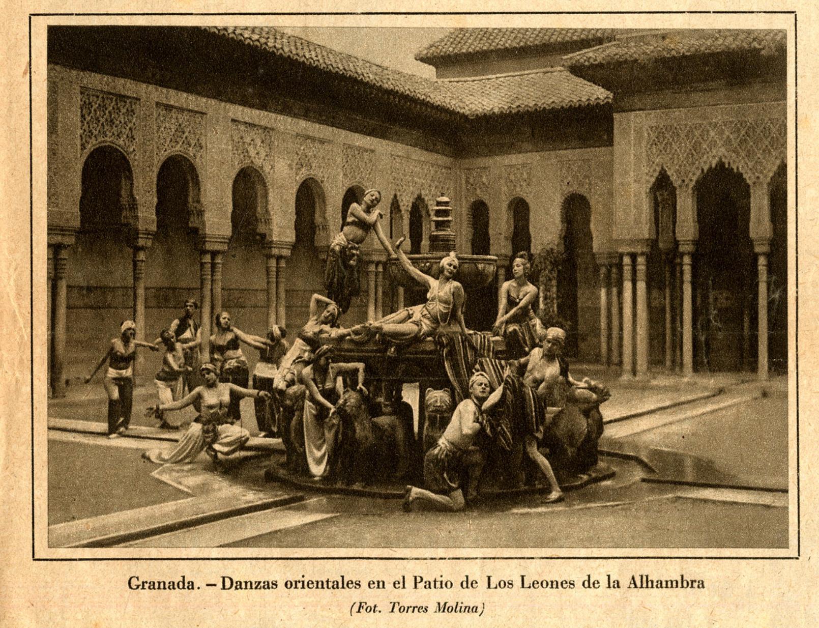 El sueño de los leones. Fantasías orientalistas (y no) sobre una fuente de la Alhambra