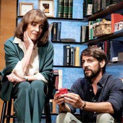 Carmen Maura y Félix Gómez protagonizan La Golondrina en el Teatro Lope de Vega de Sevilla