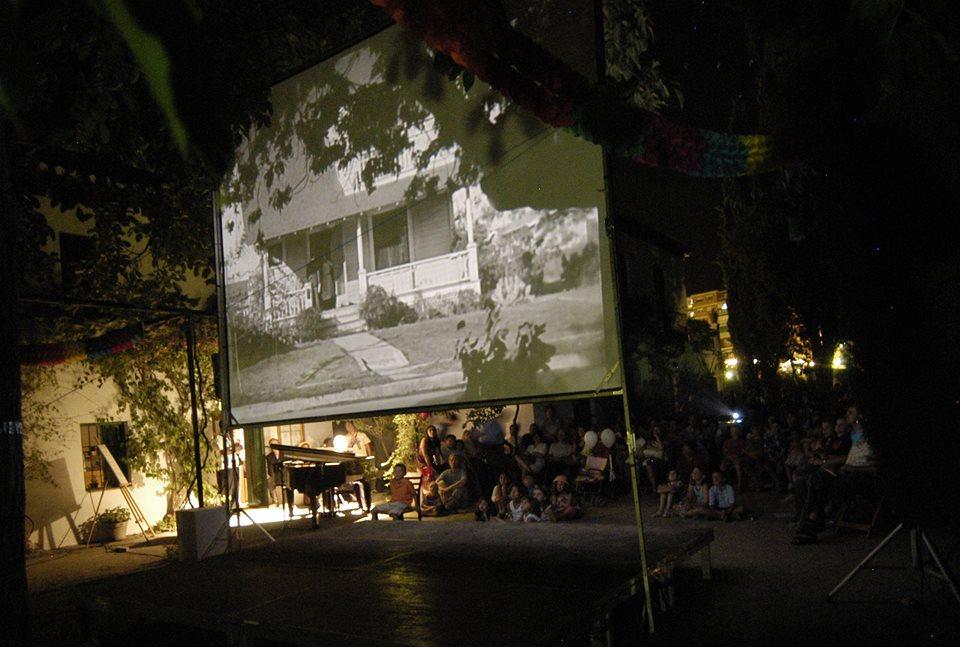 Las noches de cine de verano en la Huerta de San Vicente