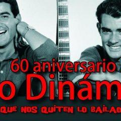 Dúo Dinámico Gira 60 Aniversario en el Teatro Cervantes de Málaga