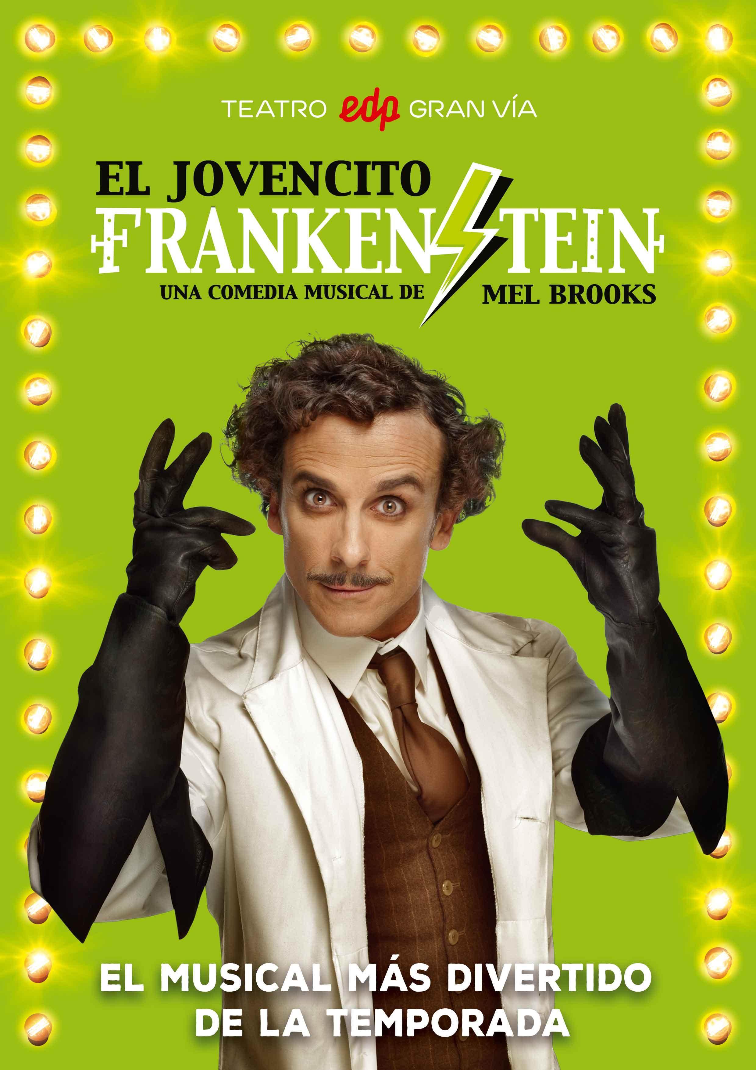 El Jovencito Frankenstein en Fibes Sevilla