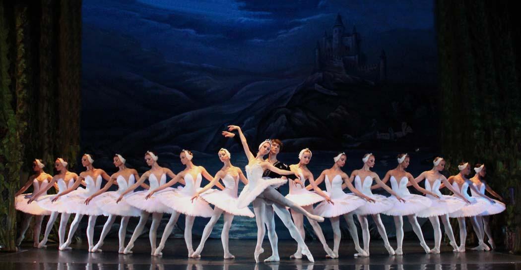 El Lago de los Cisnes del Ballet de San Petersburgo en el Cartuja Center de Sevilla