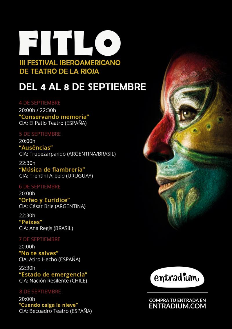 FITLO, Festival Iberoamericano de Teatro de La Rioja