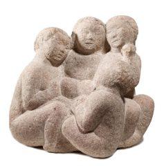 Faílde, anatomía de la piedra, exposición en Vigo
