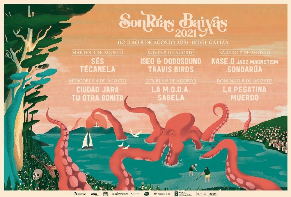 Festival SonRias Baixas Bueu
