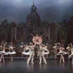 La Bella Durmiente del Ballet de San Petersburgo en el Cartuja Center de Sevilla