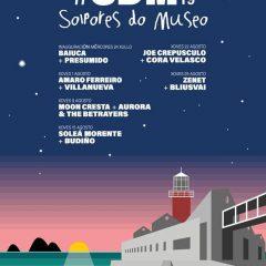 Solpores do museo, ciclo de conciertos en Vigo