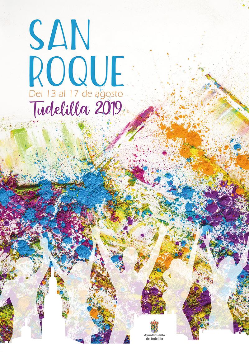 Fiestas de San Roque 2019 en Tudelilla
