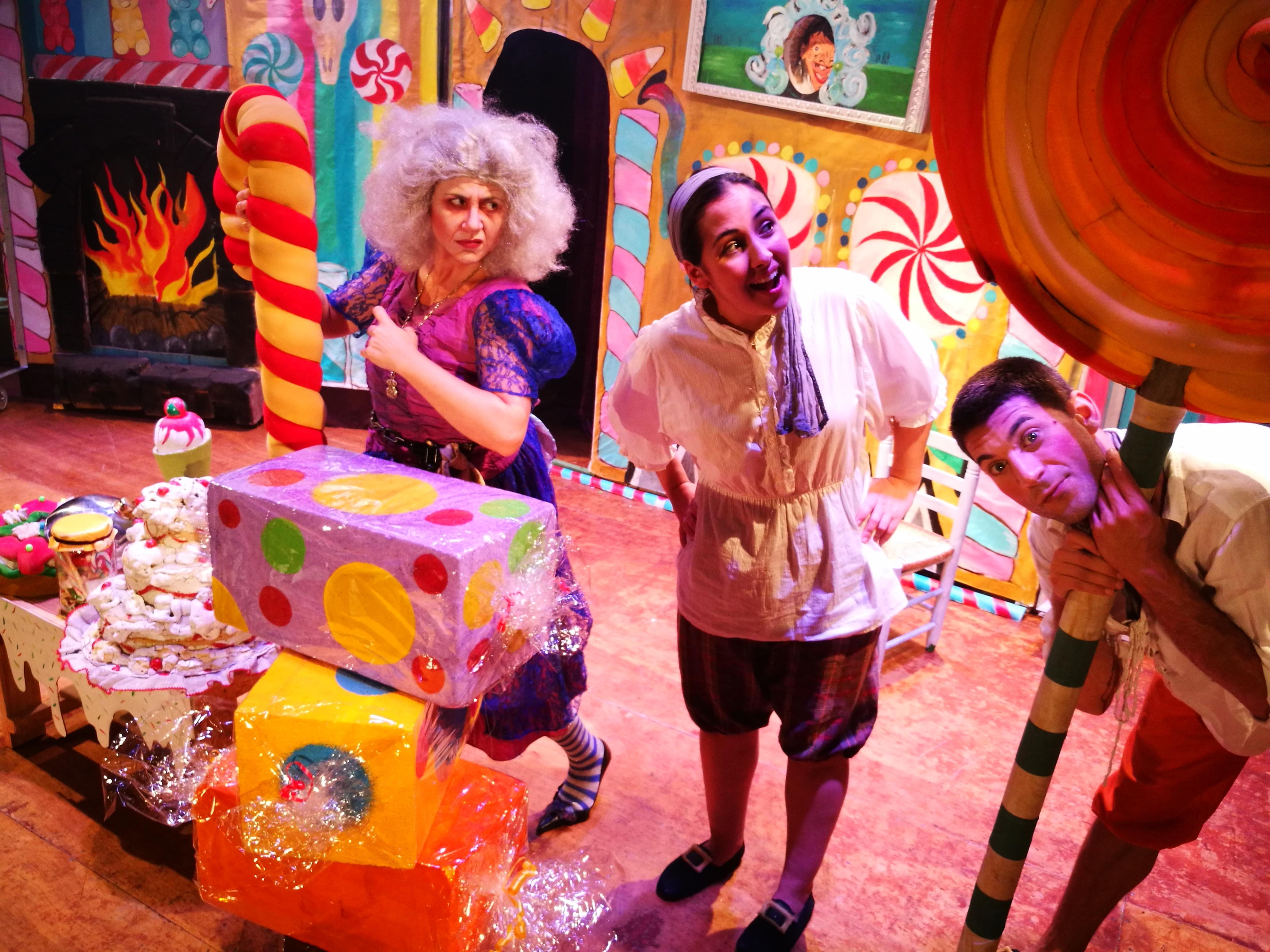 Teatro musical infantil en el Festival de Verano de Plaza Mayor 2019