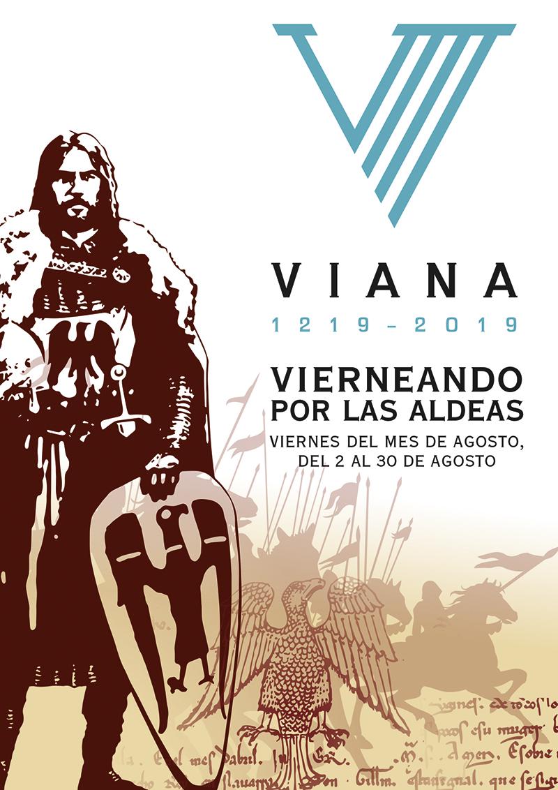 Vierneando por las aldeas en Viana