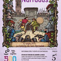 Visitas Narradas: El Siglo XVI: la batalla de San Bernabé
