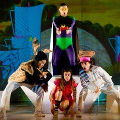 Alícia al País de les Meravelles (Jordi Andújar) en Teatre Romea en Barcelona