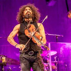 Concierto de Ara Malikian en Tarraco Arena Plaça en Tarragona