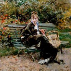 Boldini y la pintura española de fin de siglo en Fundación Mapfre en Madrid