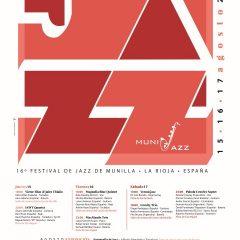 XVI Munijazz, Festival De Jazz de Munilla