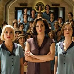 Cartel de la nueva temporada de 'Las Chicas del Cable'