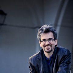 Daniel del Pino (piano). Cuarteto Leonor