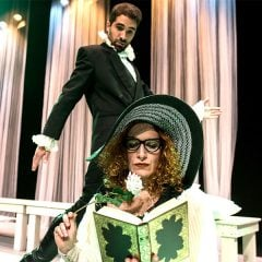 Desengaños amorosos en Teatro de Rojas en Toledo