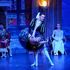 El Lago de los Cisnes (Russian Classical Ballet) en Palau Firal i de Congressos de Tarragona