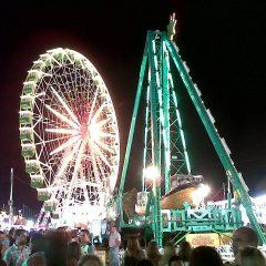La Feria del Carmen y la Sal