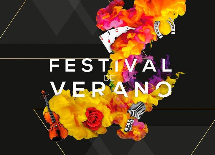 Festival de Verano Plaza Mayor 2019 - Programación Completa