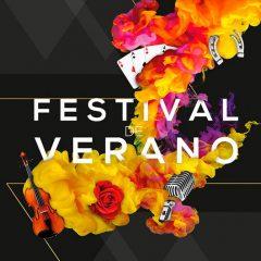 Las Bandas Sonoras de tu vida y Cantapelículas en el Festival de Verano de Plaza Mayor 2019