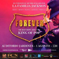 Forever The best show about King of Pop en la Cueva de Nerja en Málaga