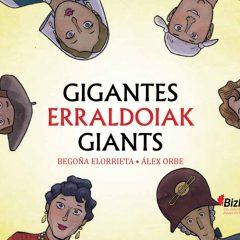 Los Gigantes cobran vida en un cuento para todos los públicos
