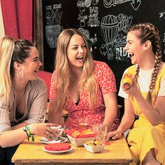 La vida es una broma en Teatro Lara en Madrid