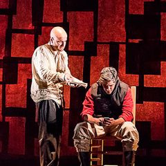 La zanja en Teatre de Bescanó en Girona