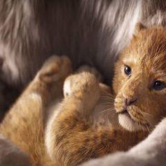 El live-action de 'El rey león' llega al cine