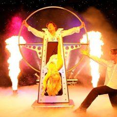 Magia e ilusionismo con Magic Unlimited en el Festival de Verano de Plaza Mayor 2019