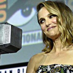 'Thor 4': Natalie Portman vuelve a Marvel como la primera Thor femenina