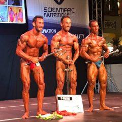 Barbarian Nutricion Summer Muscle Festival en el Festival de Verano de Plaza Mayor 2019