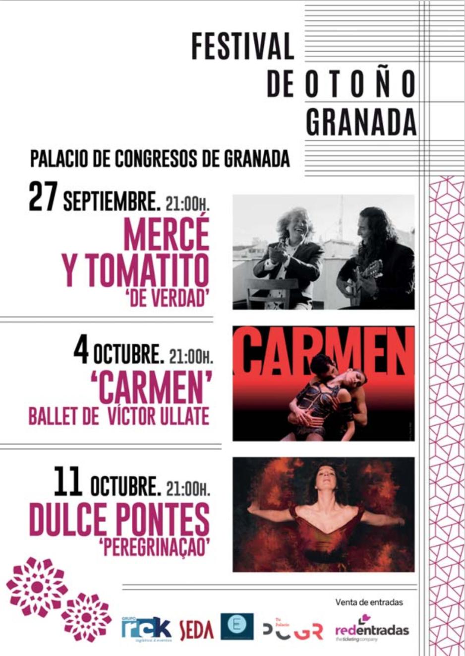 Nace el I Festival de Otoño de Granada