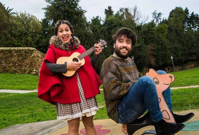 Martiña Soñadora, espectáculo para niños en Tomiño