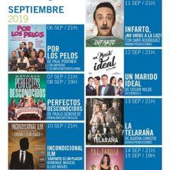 Programación: Teatro Romea Feria 2019