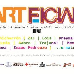 Arteficial, festival alternativo y gratuito en Ribadavia