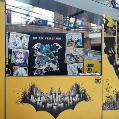 Vallsur celebra el 80º aniversario de Batman
